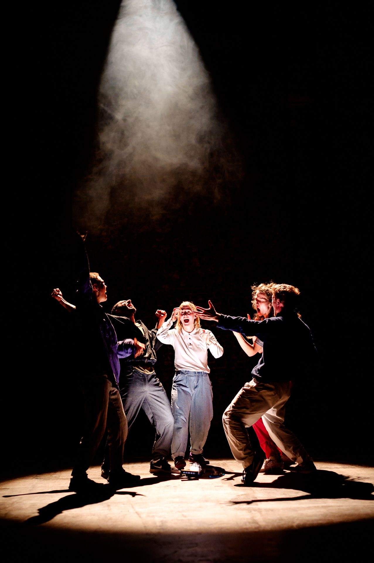 Those Who Knew The Rules – Physical Theatre Performance
